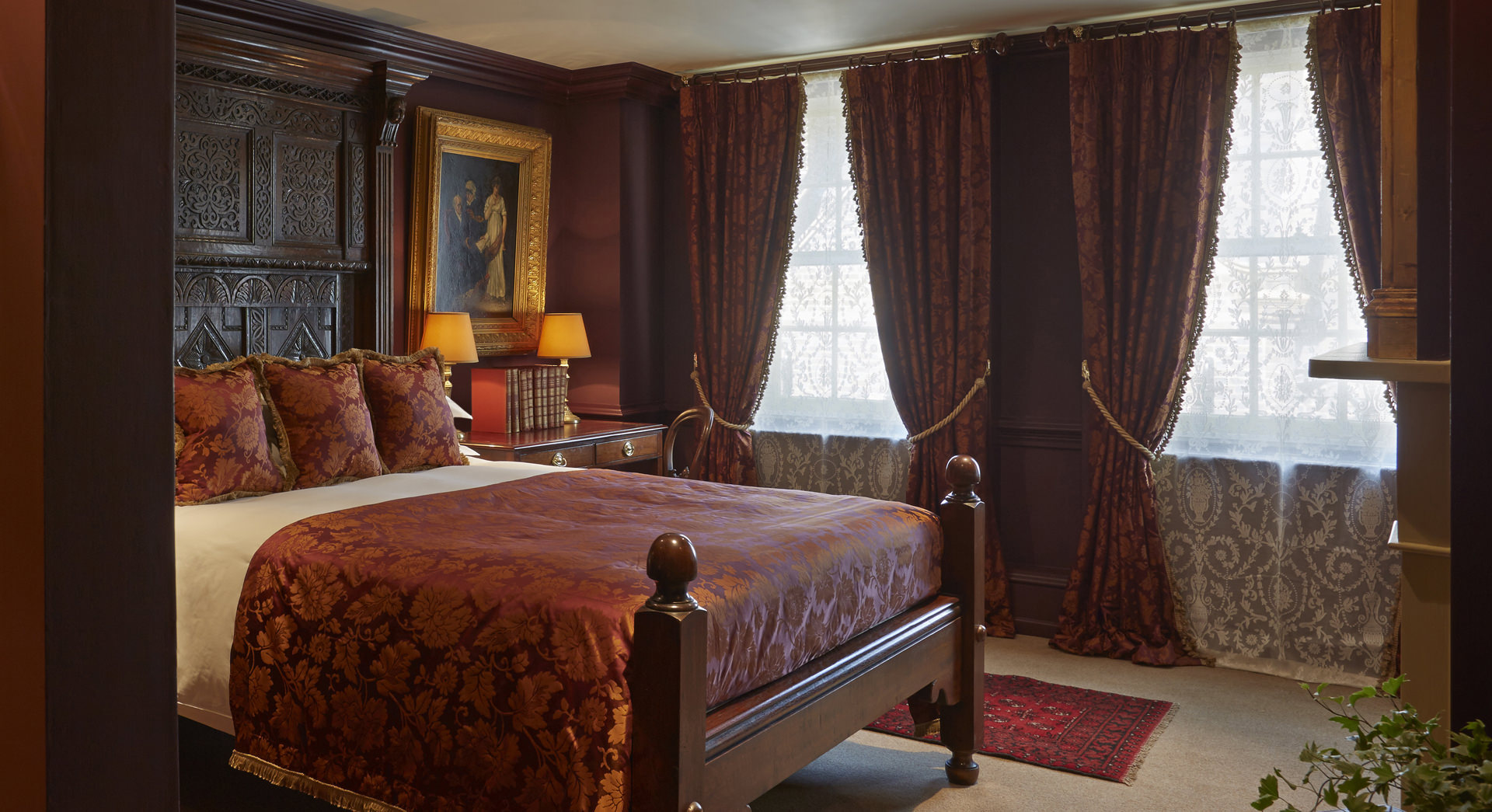 Junior Suite Bed 3
