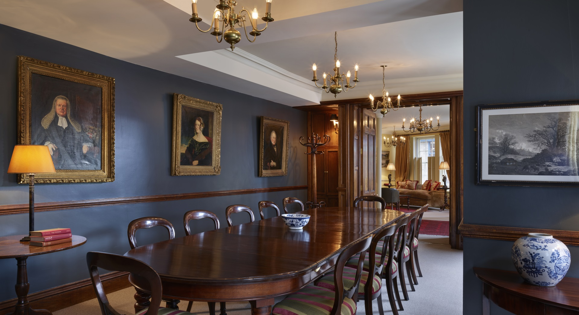 Rookery Drawing Room Table